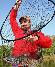 Expert Catfish Tips For Two Carolina Lakes