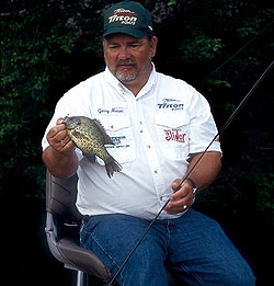 If you like the fast action and fine eating that bluegills and other panfish offer, these are the spots for you to fish this spring. (May 2009)