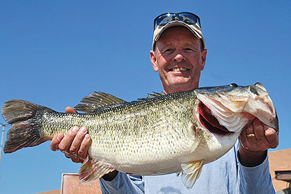 Texas' 2010 Bass Outlook