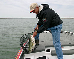 And so is the bass action on this select group of lakes west of the Fort Worth/Dallas Metroplex! (April 2009)