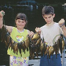 Texas Family Fishing Fun