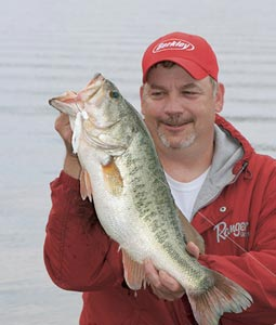 Virginia's 2007 Largemouth Bass Forecast