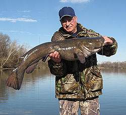 Virginia's Catfish Angling Outlook