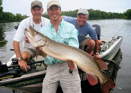 Here are a few Southern Wisconsin lakes where you stand a good chance of tangling with muskies on a regular basis.