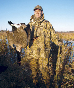 Add together high numbers of both resident and migratory Canada geese, mix in some of the largest wetlands on the continent, flavor with liberal hunting regulations, and you've got a recipe for outstanding goose hunting. (November 2007)