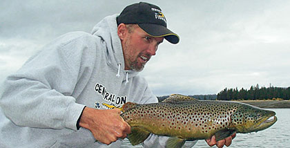 Oregon's Trout Forecast