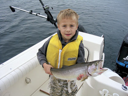 3 top trout waters around seattle for Trout fishing washington