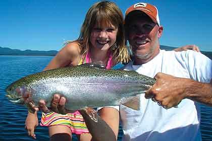 2010 Oregon Trout Forecast
