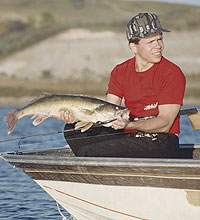 5 Hotspots For Columbia River Walleyes