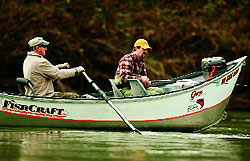 Wading vs floating for Oregon game and fish