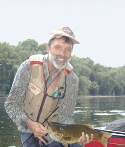 Upper Potomac River Smallies: Part 1