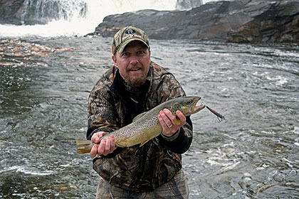 West virginia 2010 fishing calendar for Trout fishing in wv