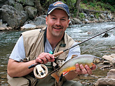 Here's the latest and greatest on where to cast a fly or dunk a bait in our state this spring. Is one of these top streams near you? (April 2006)
