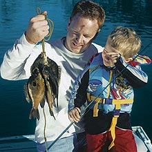 Our State's Best Family Fishing (And More) Vacations