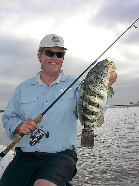 California Saltwater Bass Fishing Tips
