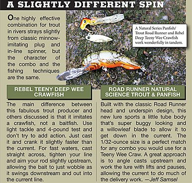 great trout lures - game & fish, Fly Fishing Bait