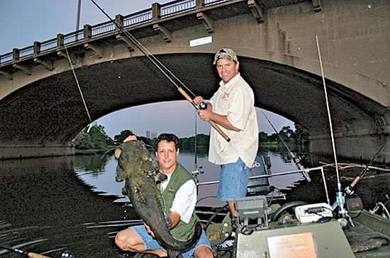 Early-Fall Flathead Fishing Tactics