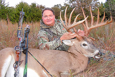 Here's a look at some of the best trophy bucks of 2010 from around the nation.