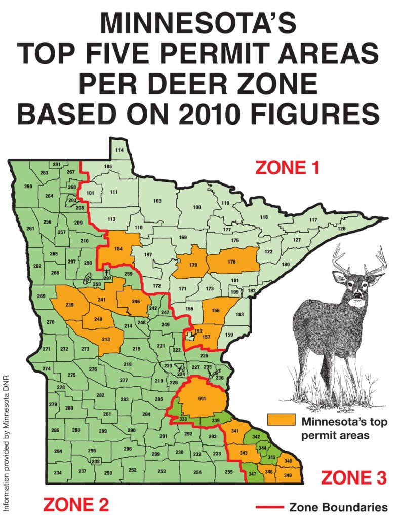 2011 Minnesota Deer Hunting Forecast  Game Amp Fish