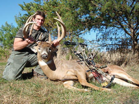 As summer slipped into fall in 2010, the excitement of deer season and my annual trip to Nebraska