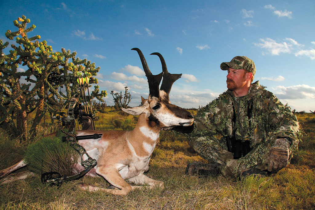Top 10 States For Giant Pronghorns