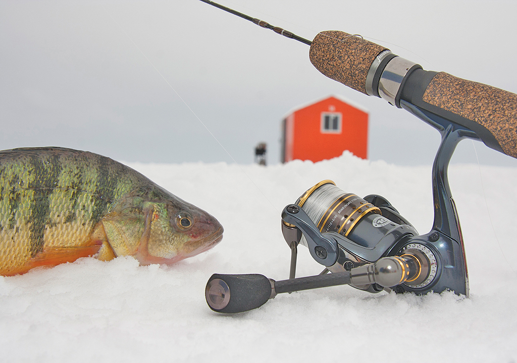Ice fishing gear for 2012 game fish for Ice fishing jacket