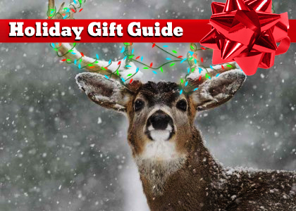 The holidays are upon us, and if you have friends or family who love hunting and fishing, now is