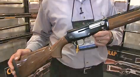 The Humpback is back! Browning's Denny Wilcox tells us about the new A5 shotgun live from the SHOT