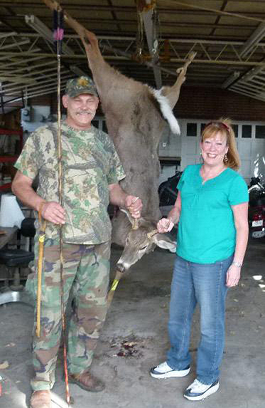 54-year-old Luke Boenker of Maryland Heights, Missouri had hunted deer with firearms and bows for