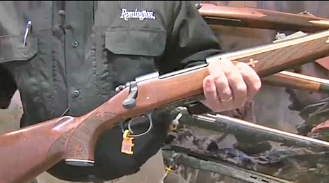 SHOT Video: Remington Model 700 50th & Mountain Rifle