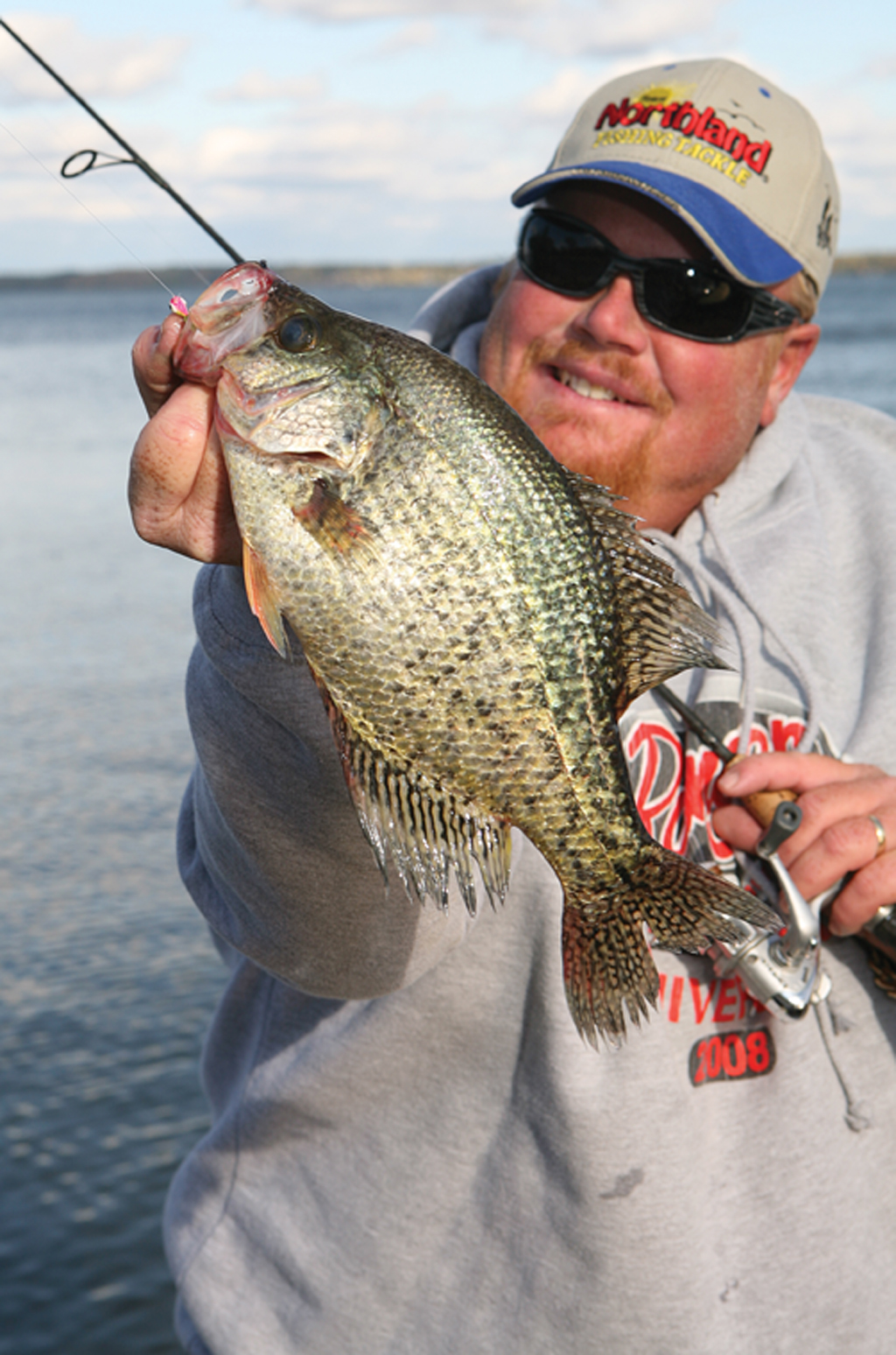 12 Minnesota Hotspots For Early Crappies