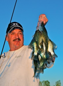 Best Bets For Tennessee Crappie Fishing