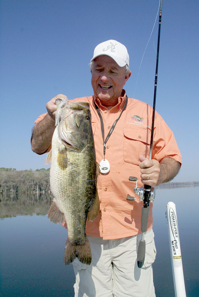 When bass flock to the shallows for their spawn it can be a hot time for fishing. Here are some top spots for Florida bass.