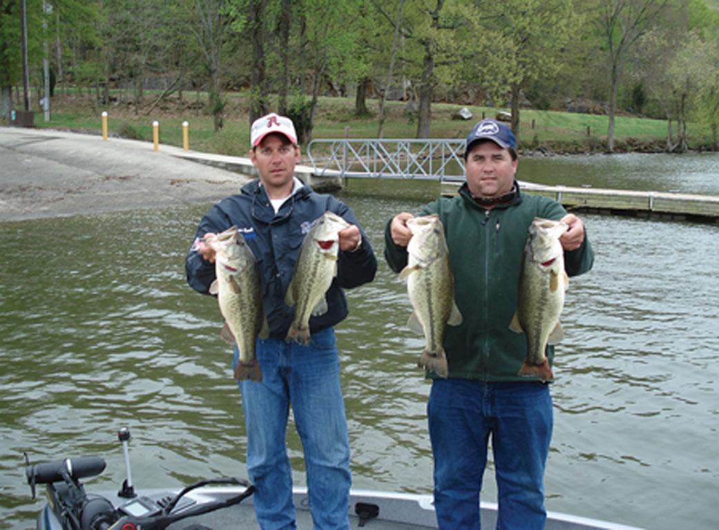 2012 Alabama Bass Forecast