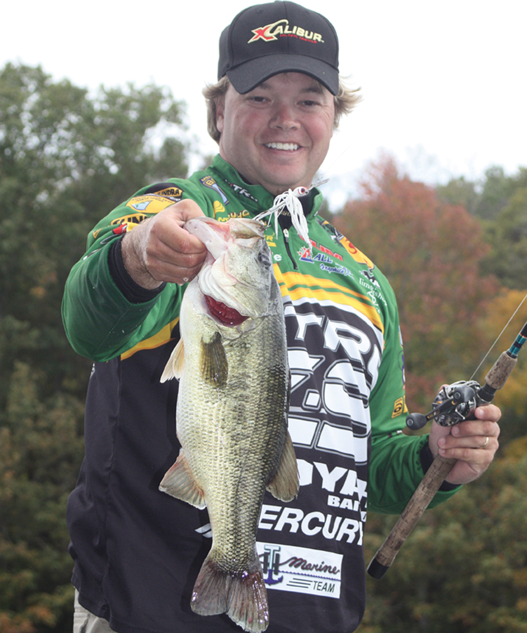 How to become a pro bass angler game fish for Tim horton fishing