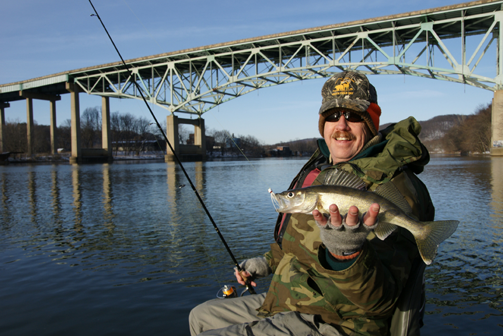 Hot Spots for Pennsylvania Fishing in 2012