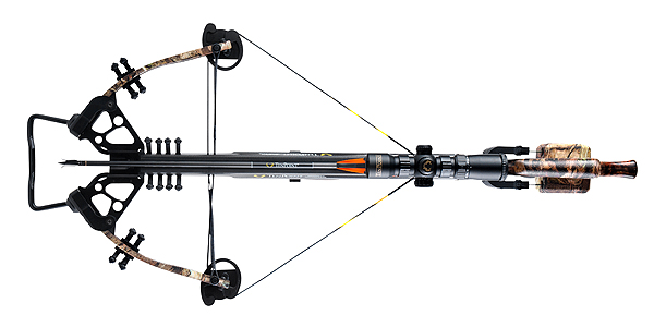 Win a tenpoint crossbow game fish for Mini crossbow fishing