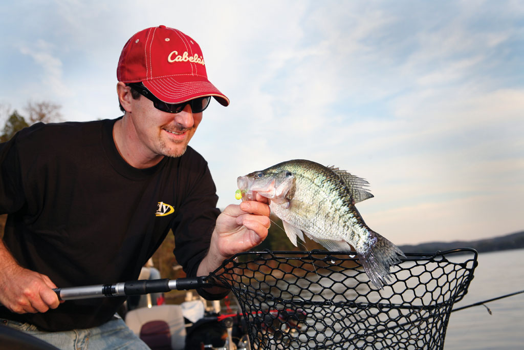 Top crappie hotspots for middle Georgia from Game & Fish/Sportsman magazine