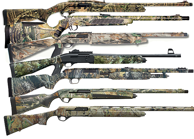Any of these thunder sticks will more than get the job done on a thunder chicken this spring!