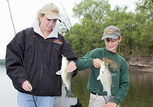Tips On White Bass Fishing | LIVESTRONG.COM
