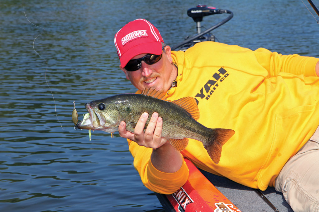 Louisiana's Best Bets For April Bass