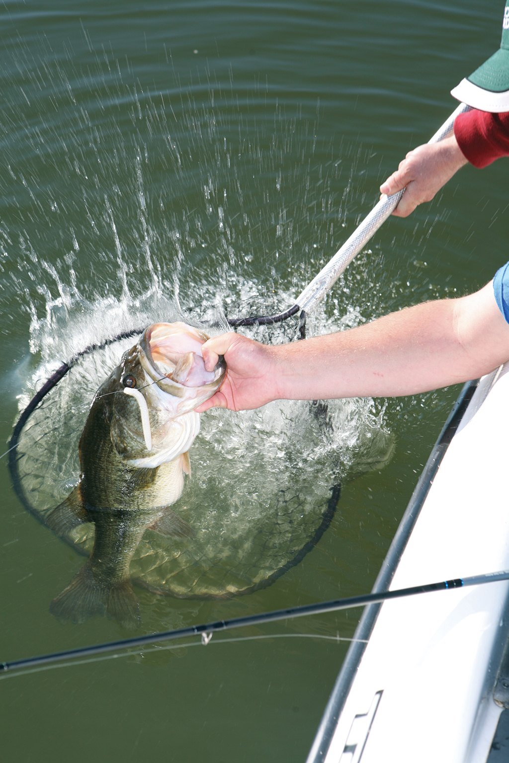 Most bass fishermen agree June is one of the best times to challenge New England's black bass. By