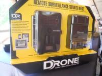 Drone Remote Surveillance System