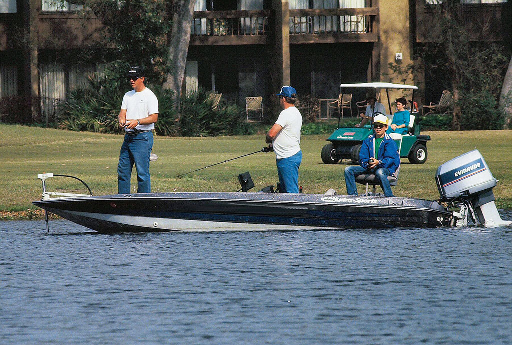 Fishing For Par: Florida Golf Course Angling