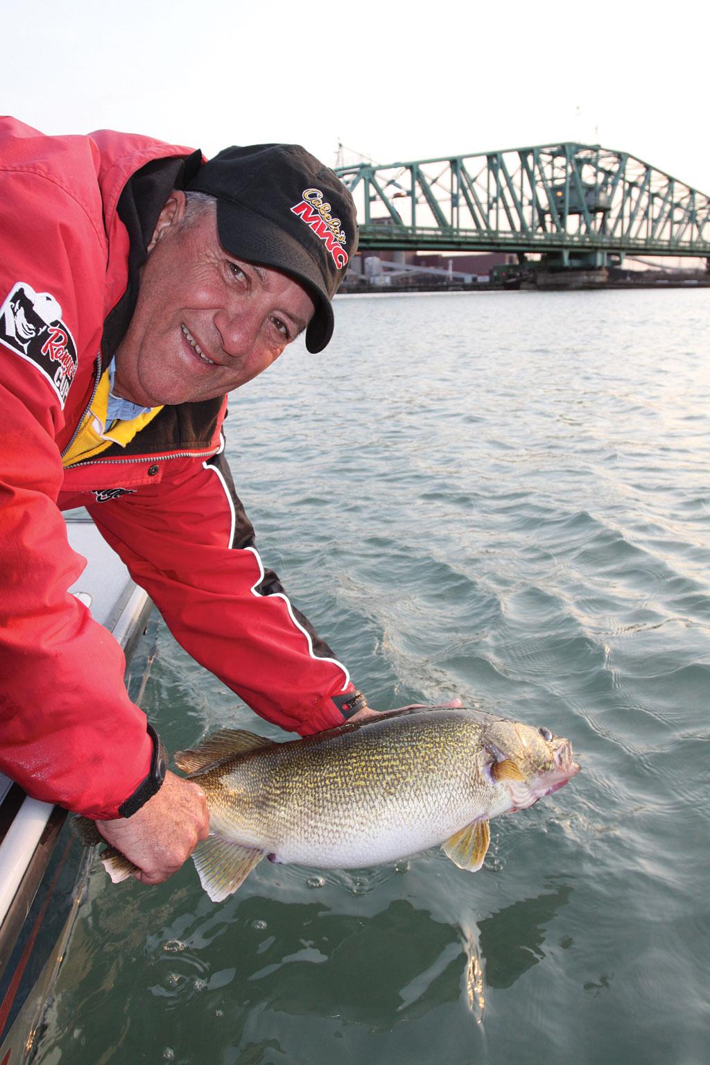 Six Best Bets for Minnesota Walleye Fishing
