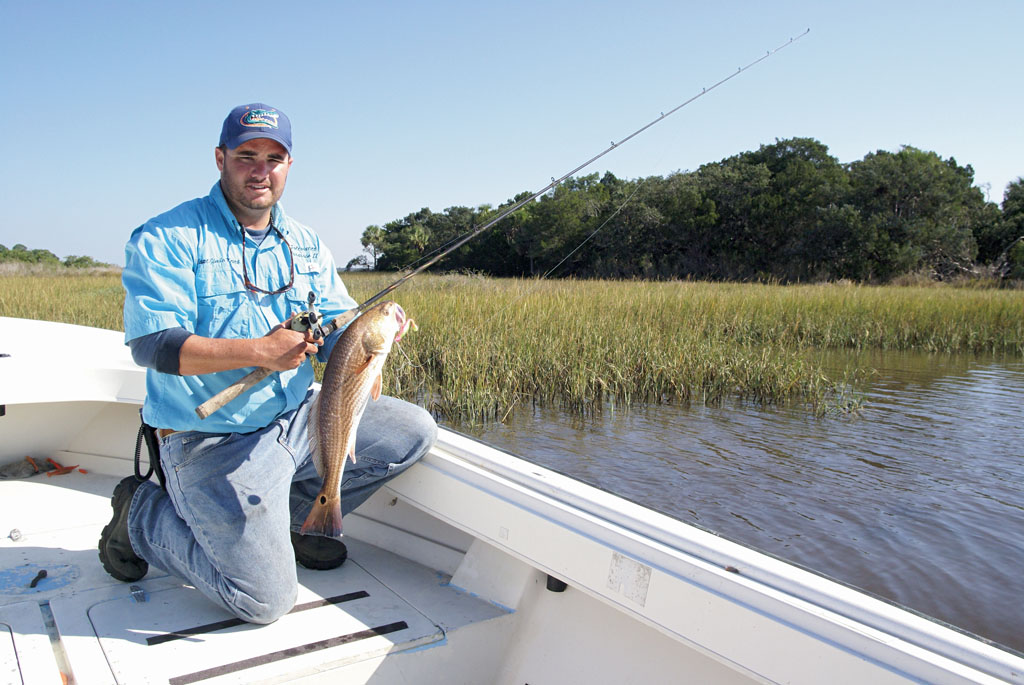 Top Spots for North Florida Saltwater Fishing