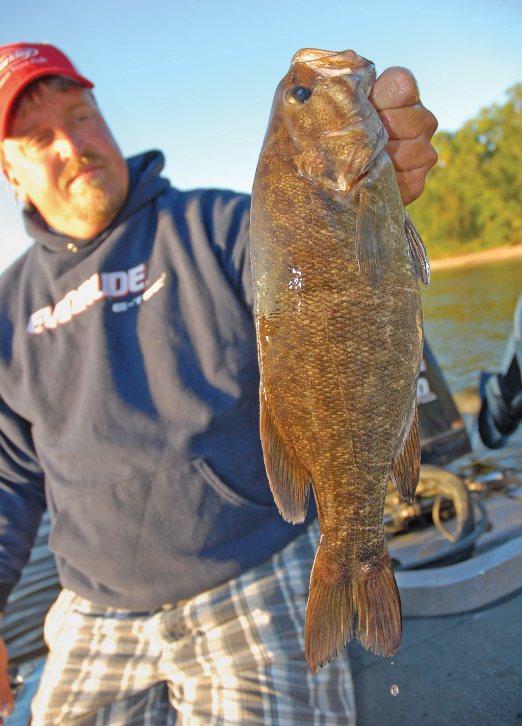 Big Secrets For Big Iowa Bass Fishing