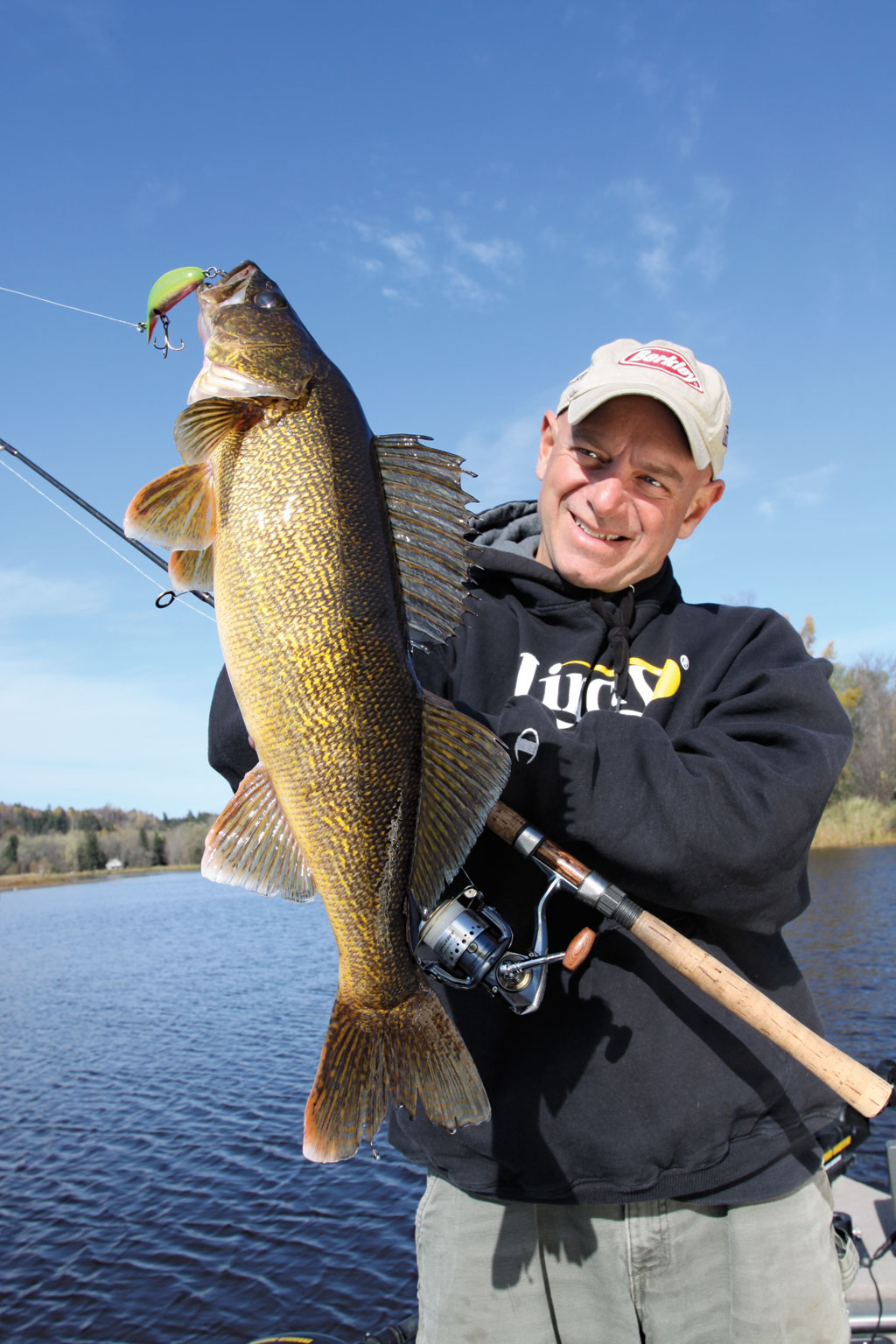 Best Bets for Lake Superior Fishing