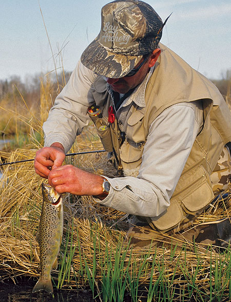 Sometimes you just can't beat natural bait for trout. Which bait? Maybe this will answer some of your questions.