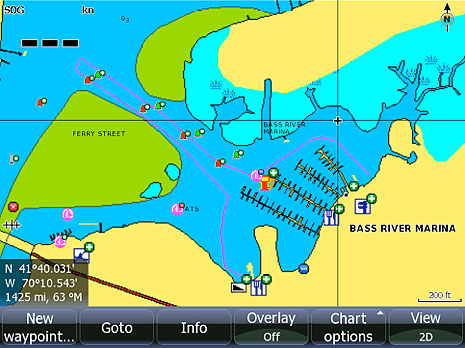Navigate Lakes and Find Fish Like a Pro with Navionics